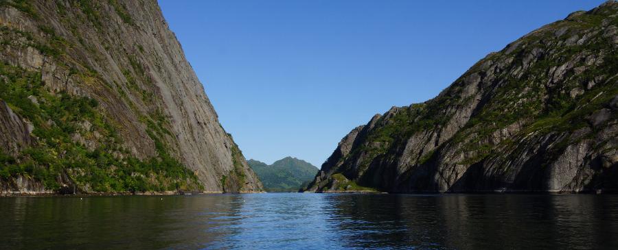 Trollfjord Raftsund